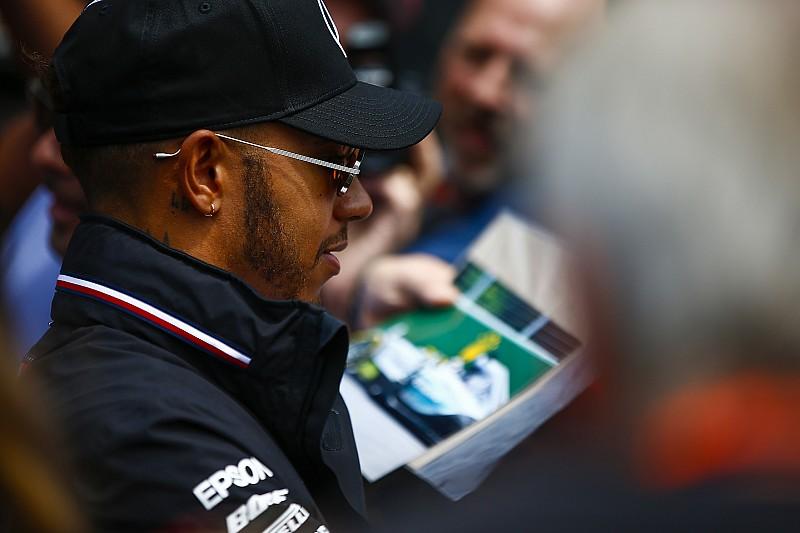 Hamilton asume que será un fin de semana complicado sin el nuevo motor