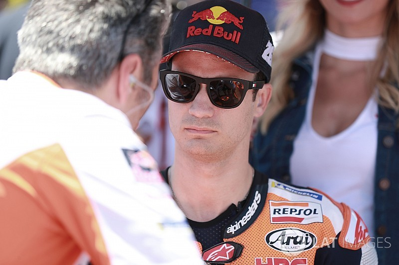 "Pedrosa wants ""more respect"" from MotoGP race direction"