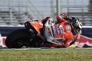 MotoGP Preview Lorenzo aura au Mans le châssis qu'il a testé au Mugello