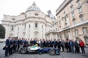 Fórmula E Noticias Los pilotos de Fórmula E se enfrentarán a un