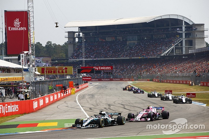 German GP agrees deal to stay on F1 calendar