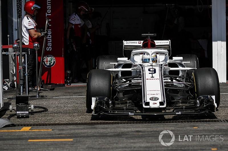 Sauber va stopper le développement de sa F1 2018