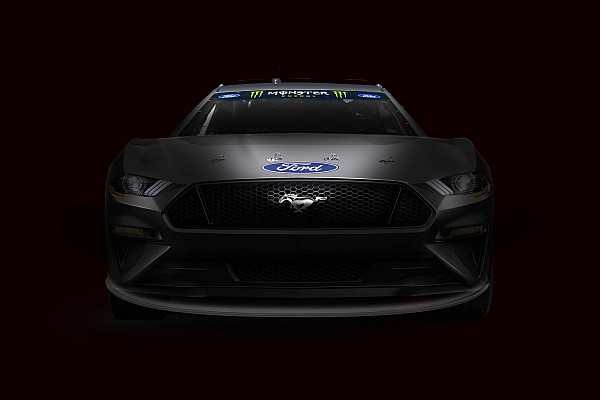 Ford to bring new Mustang to 2019 Cup series