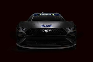 NASCAR Cup Interview Ford used F1 experience to develop Mustang for NASCAR Cup Series