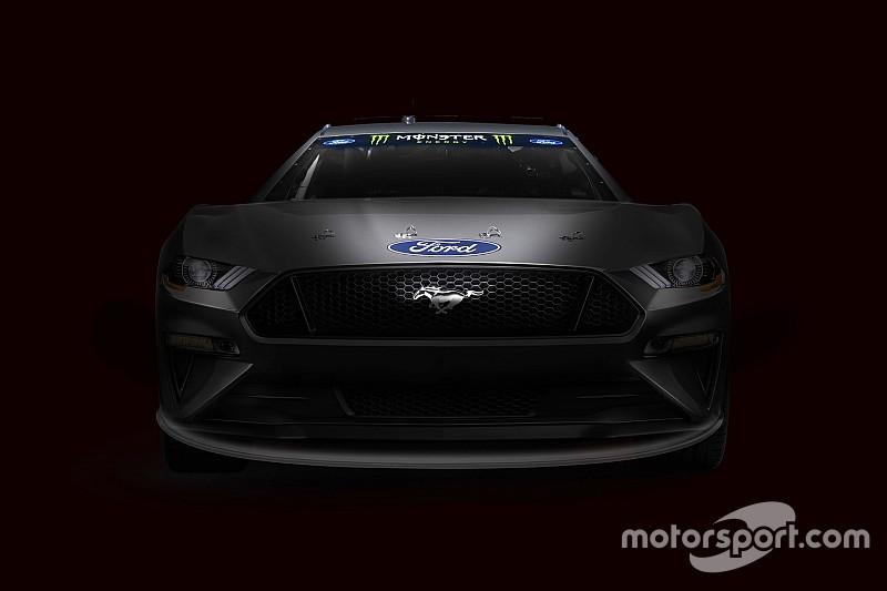 Ford usará el Mustang en NASCAR en 2019