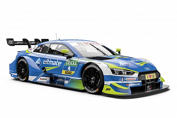 Gallery: Audi shows off DTM 2018 liveries
