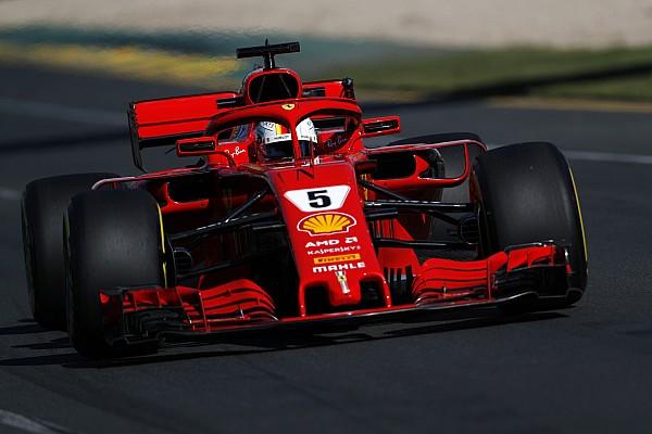 F1 突发新闻 维特尔、维斯塔潘不担心梅赛德斯周五速度