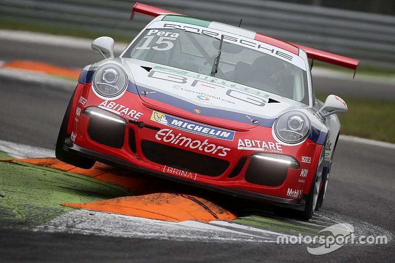 Carrera Cup Italia, Pera torna sui fatti di Monza ma