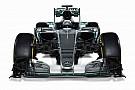 Photo gallery: Mercedes W07 2016 F1 car