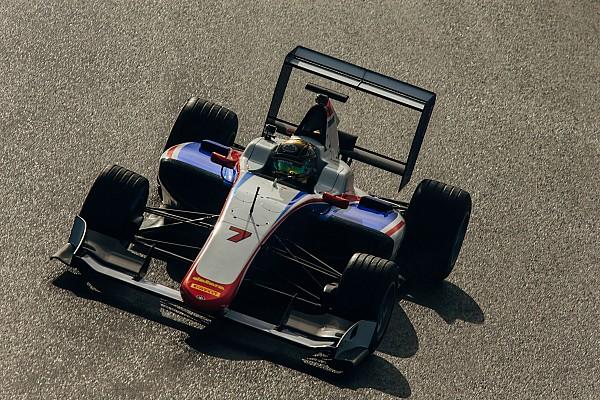 GP3 Проведены испытания машины GP3 нового поколения