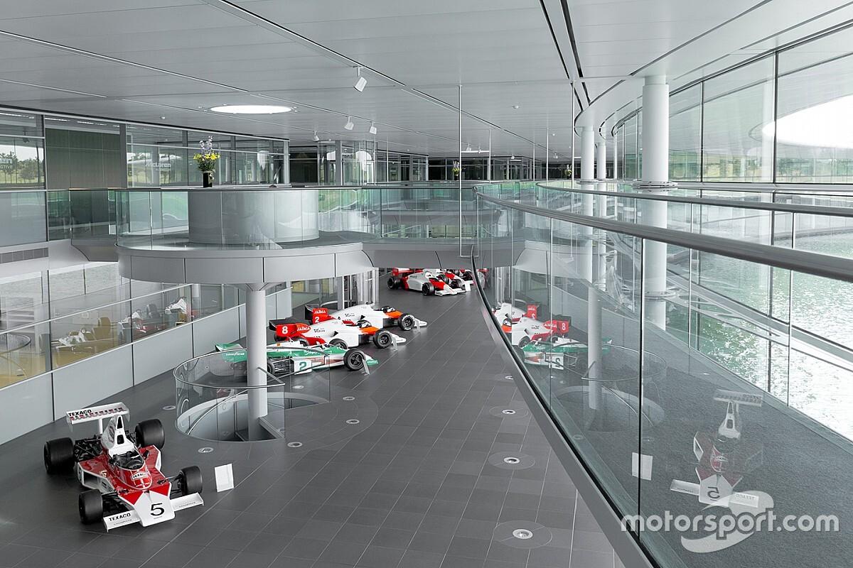 McLaren начала распродавать часть коллекции исторических машин. Содержать их стало слишком накладно