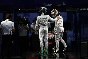 Rosberg: Hamilton yenilmez değil