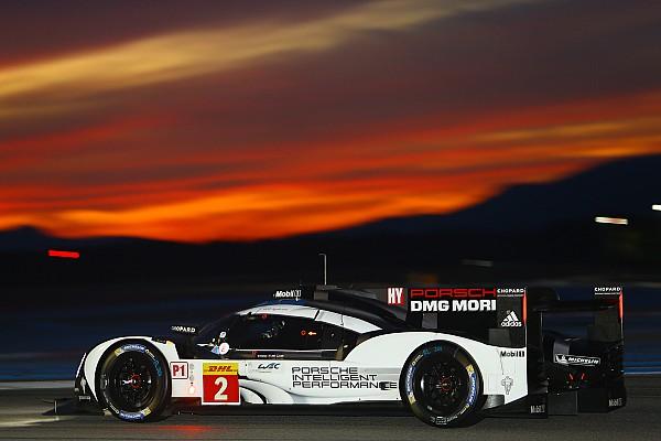 Porsche tetap menjadi yang teratas pada sesi malam WEC Prologue