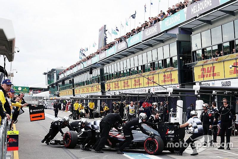 F1 genoodzaakt knock-out kwalificatie te behouden voor Bahrein