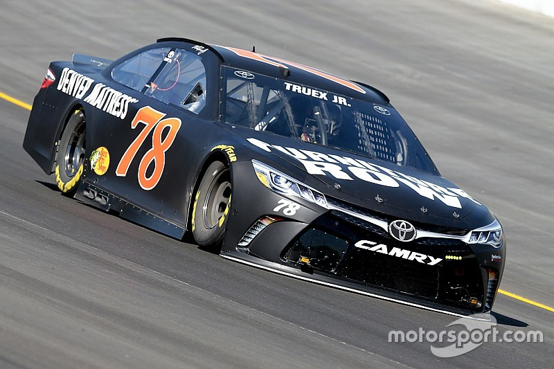 furniture row nascar. truex contract extension \ furniture row nascar