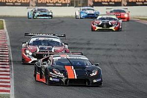 GT Open Qualifiche Daniel Zampieri centra la pole per Gara 2 a Barcellona