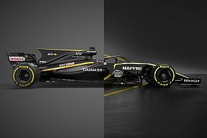Karşılaştırma: Renault R.S.17 ve R.S.18