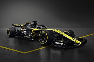 Renault admet ne pas avoir présenté sa vraie F1 2018
