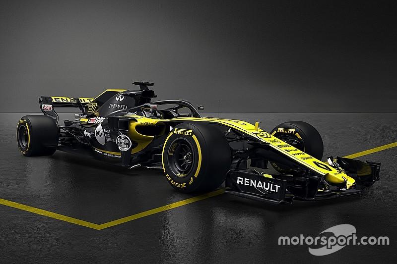 Technique - À la découverte de la Renault R.S.18