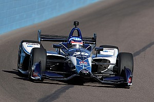 IndyCar Testing report Sato leads Power in third IndyCar test session at Phoenix