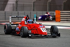 Indian Open Wheel Race report Abu Dhabi MRF: Drugovich cruises to Race 1 win