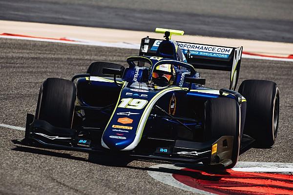 FIA F2 Qualifiche Norris vince la sfida con Russell e centra la pole in Bahrain!