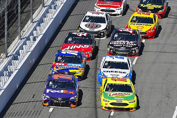 NASCAR Cup Special feature Mailbag - Should NASCAR have multiple tire compounds for each race?