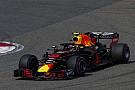 Formule 1 Verstappen positief: