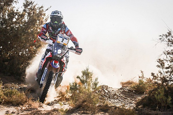Merzouga Rally: Benavides wins stage two, Barreda leads