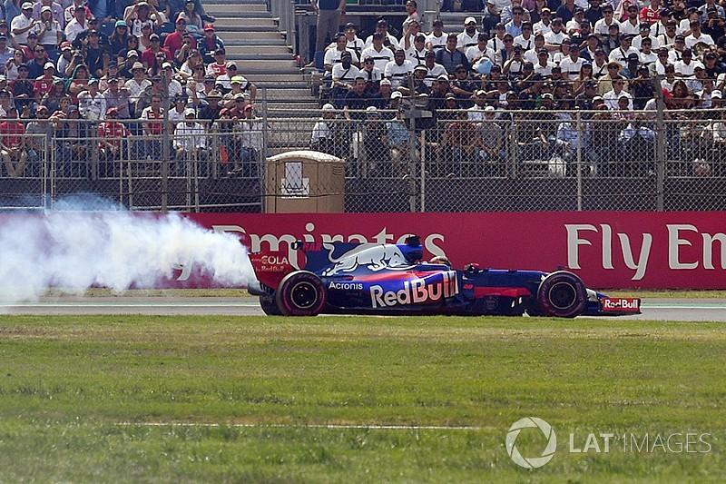 Toro Rosso schießt gegen Renault: Motorenprobleme Absicht?