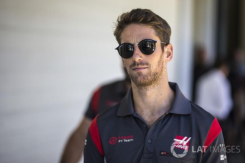 Grosjean, uzun yıllar Haas'ta kalma konusunda istekli