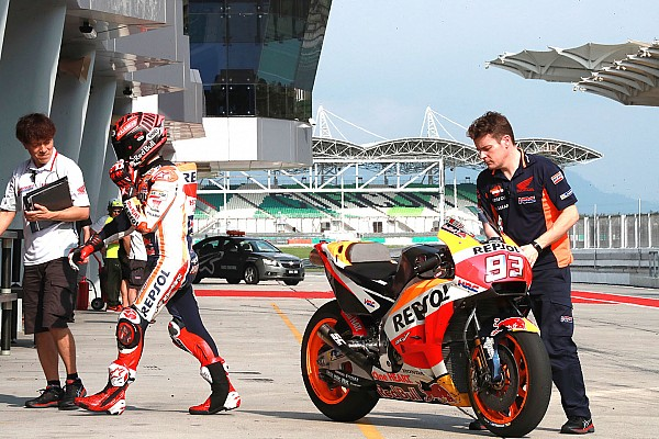 MotoGP Marc Marquez freut sich über beste Vorsaison aller Zeiten