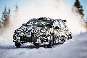WRX-Champion Kristoffersson sorgt für ersten Sieg des Volkswagen Polo R5