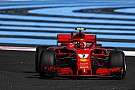 Raikkonen: F1 changes have never helped overtaking