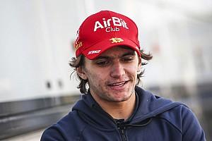 Pietro Fittipaldi divulga primeira foto após acidente