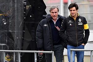 Sainz szerint 2020-ban már a bajnoki címért harcolhat a Renault-val