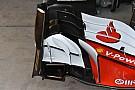 Formula 1 Ferrari: modificata anche l'ala anteriore di Vettel con un... ricciolo