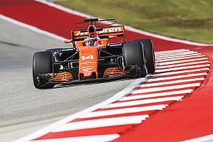 Alonso: McLaren'ın yeni ön kanadı, 2018 için büyük bir adım