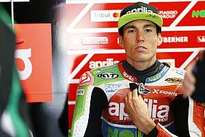 MotoGP Actualités Espargaró récupère peu à peu et attend déjà la reprise des tests