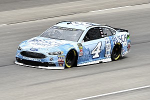 NASCAR Cup Race report Harvick dominates first stage at Texas; Truex's race ends early