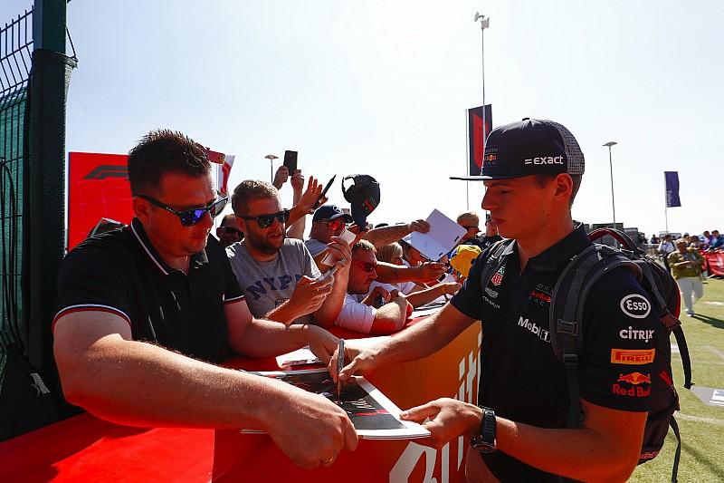 Verstappen, Almanya GP'de kendini ev sahibi gibi hissedecek