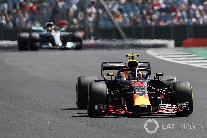 "Verstappen: ""Tragic"" speed deficit like racing in different series"