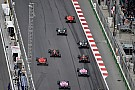 GALERI: Suasana dan aksi balapan GP Azerbaijan
