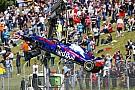 Decepcionado após acidente com Grosjean, Gasly lamenta azar