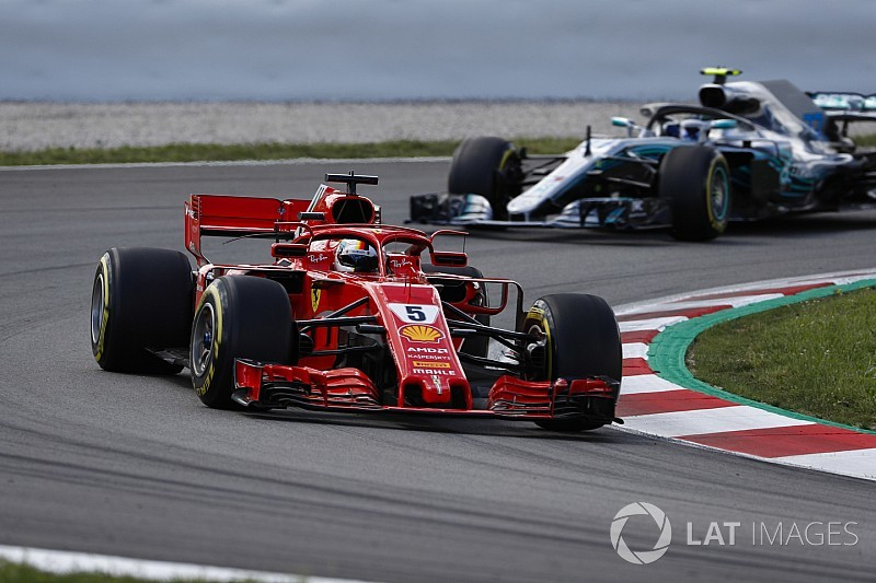 Vettel says he had no option but to stop twice
