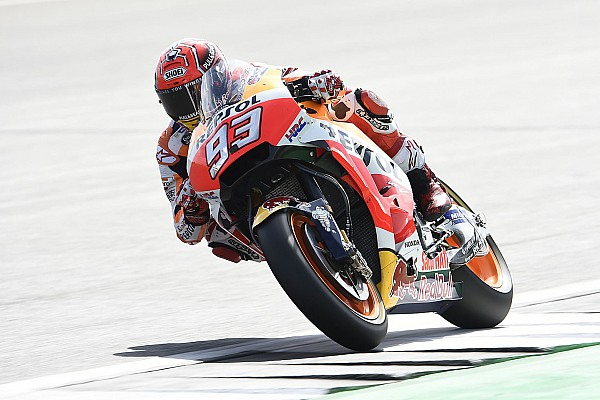Marc Marquez nach Silverstone-Motorschaden: