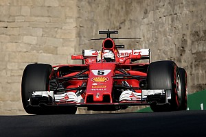 Tech analysis: The parts Ferrari has gone without since Baku