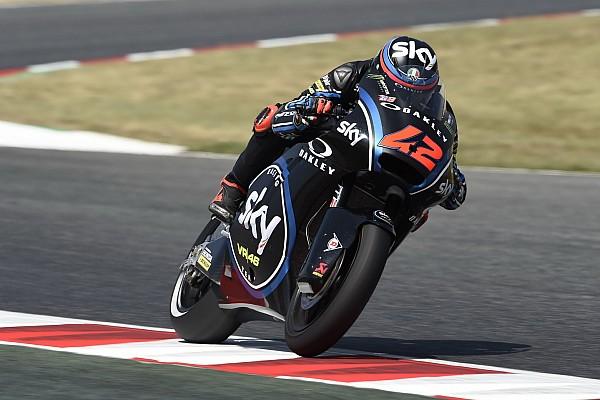 Moto2 Breaking news Rossi's Moto2 team keeps Bagnaia for 2018