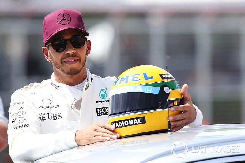 F1-Technikchef: Lewis Hamilton so schnell wie Ayrton Senna, aber...