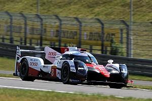 WEC Nieuws Toyota houdt hoop op WEC-titel ondanks nederlaag op de Nürburgring